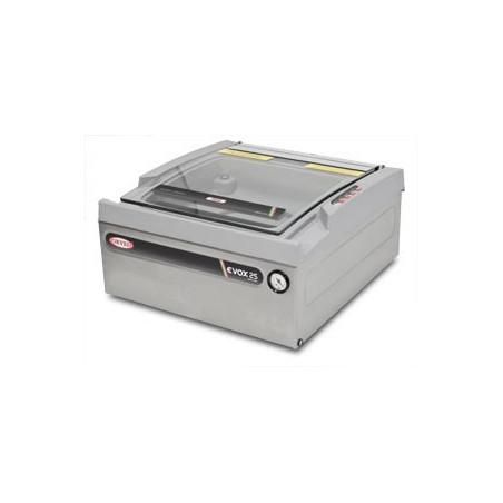Machine à cloche EVOX 25 ORVED (Sacs offerts+Port inclus)