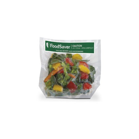 16 sacs 950ml Maintien vertical  FoodSaver 21x24 cm
