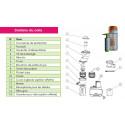 Extracteur de jus GG Premium Inox