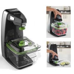 Pack promo Machine Fraîcheur sous vide FoodSaver avec 5 boîtes fournies