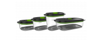 FoodSaver® : Boîtes sous vide en Tritan