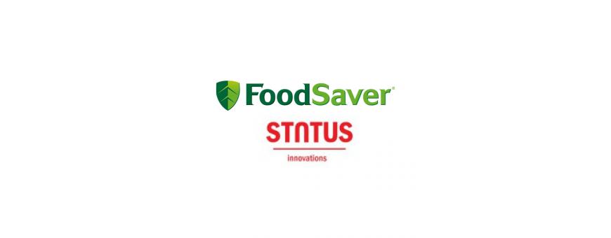 Boite sous vide - FoodSaver et Status